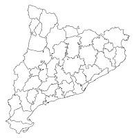Juegos De Geografía Juego De Comarques Catalunya Cerebriti