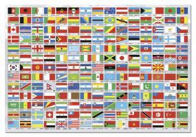 Juegos De Geografía Juego De Banderas De América Latina Cerebriti